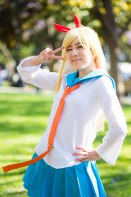 Chitoge Kirisaki from Nisekoi worn by midorichi