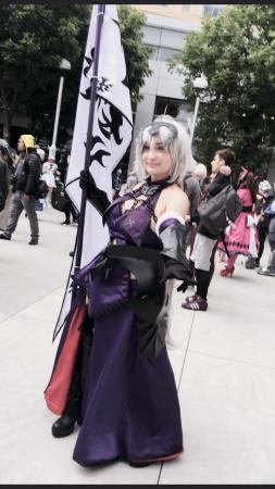 Jeanne d' Arc Alter from Fate/Grand Order