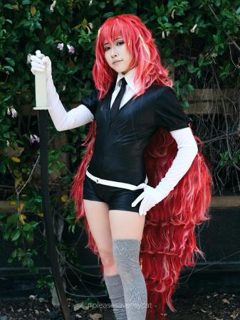 Padparadscha from Land of the Lustrous worn by CYL Cosplay