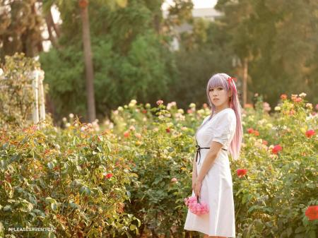 Sakura Mato from Fate/Stay Night worn by CYL Cosplay