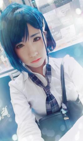 Ichigo from Darling in the FranXX worn by CYL Cosplay