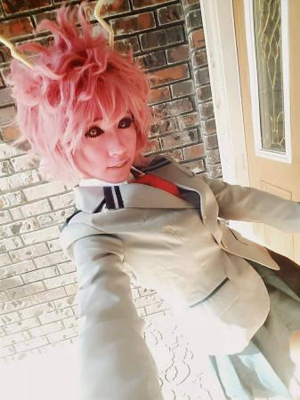 Mina Ashido from Boku no Hero Academia by CYL Cosplay
