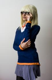 Ayaka Sajyou from Fate/strange fake worn by Liza