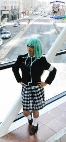 Emerald Sustrai from RWBY worn by Liza