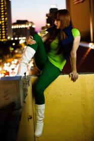 Julie Kane from Motorcity worn by cricket