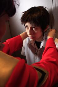 Shinji Ikari from Neon Genesis Evangelion