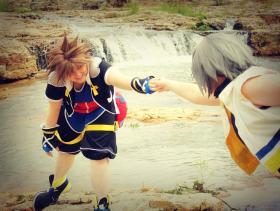 Sora from Kingdom Hearts 2 worn by SoraPreston