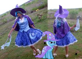 Trixie Lulamoon from My Little Pony Friendship is Magic