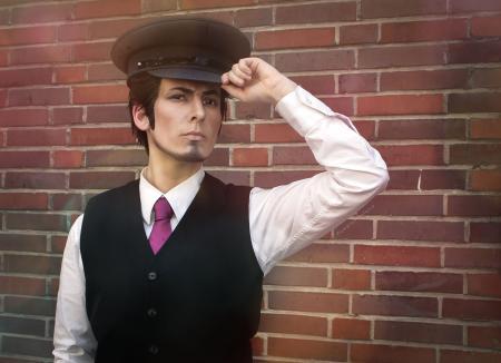 Kazuma Kiryu from Yakuza 5