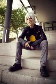 Soul Eater from Soul Eater worn by Pumkin