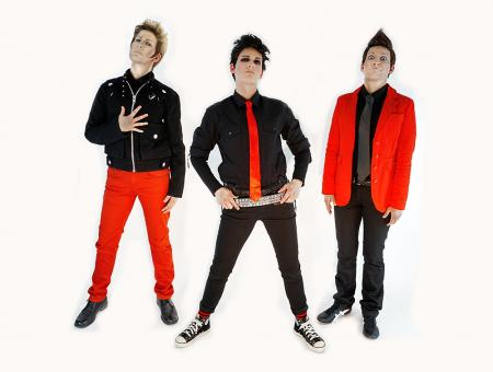Billie Joe Armstrong from Green Day worn by Pumkin