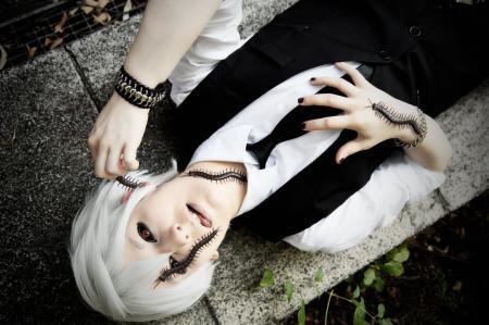 Kaneki Ken from Tokyo Ghoul by Pumkin