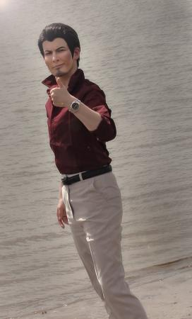 Kazuma Kiryu from Yakuza 6 worn by Pumkin