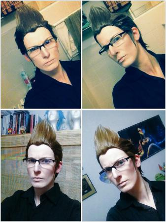 Ignis Scientia from Final Fantasy XV worn by Pumkin