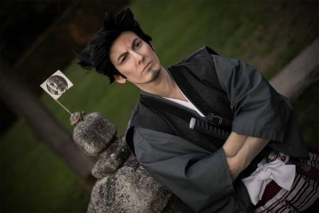 Kazumanosuke Kiryu / Musashi Miyamoto from Ryu Ga Gotoku Kenzan! by Pumkin