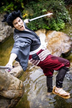 Kazumanosuke Kiryu / Musashi Miyamoto from Ryu Ga Gotoku Kenzan! worn by Pumkin