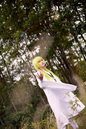 Enkidu from Fate/strange fake
