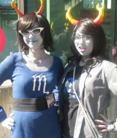 Vriska Serket from MS Paint Adventures / Homestuck worn by Isavu
