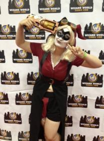Harley Quinn / Dr. Harleen Francis Quinzel  	 from Batman worn by Withrin Cosplay