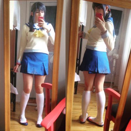 Ayumi Shinozaki from Corpse Party