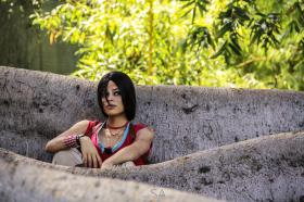 Chloe Frazer from Uncharted 2: Among Thieves worn by Enasni Volz