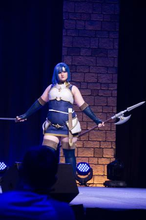 Catria from Fire Emblem Echoes: Shadows of Valentia