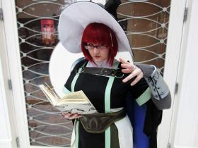 Miriel from Fire Emblem: Awakening worn by Rebel Cosplay