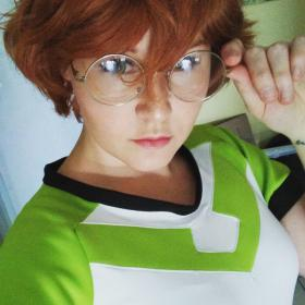 Pidge Gunderson / Katie Holt from Voltron: Legendary Defender