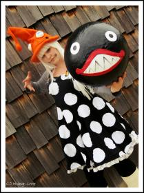 Eruka Frog from Soul Eater worn by Rebel Cosplay