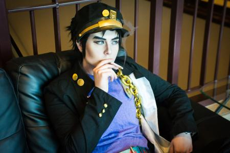 Jotaro Kujo from Jojo's Bizarre Adventure worn by Risuruuu