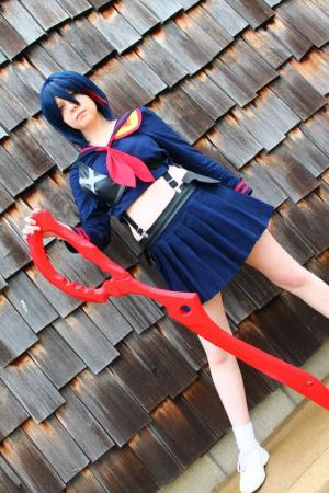Matoi Ryuko from Kill la Kill worn by Risuruuu
