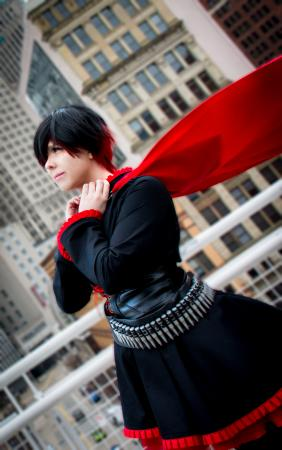 Ruby from RWBY worn by Risuruuu