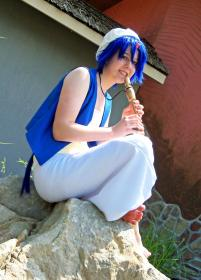 Aladdin from Magi Labyrinth of Magic worn by Risuruuu