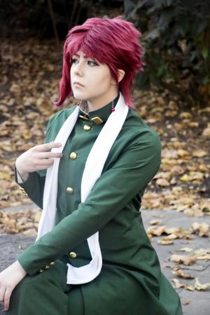 Noriaki Kakyoin from Jojo's Bizarre Adventure worn by Risuruuu