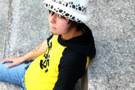 Trafalgar Law from One Piece worn by Risuruuu