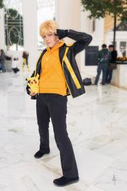 Spark from Pokemon worn by Risuruuu
