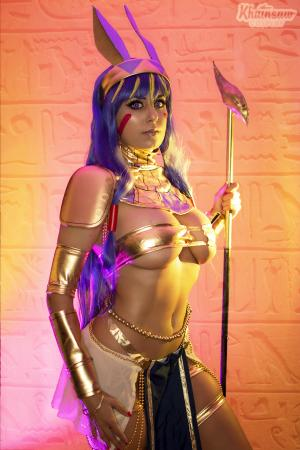 Nitocris from Fate/Grand Order by Khainsaw