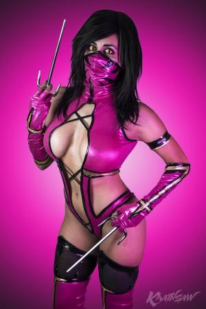 Mileena from Mortal Kombat 2011