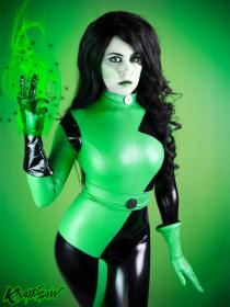 Shego from Kim Possible