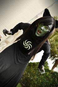 Jade Harley from MS Paint Adventures / Homestuck