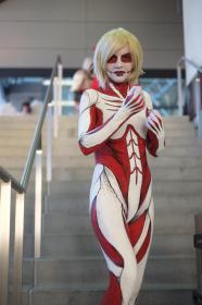 Female Titan  from Attack on Titan