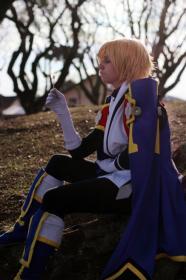 Jin Kisaragi from BlazBlue: Continuum Shift worn by Azumi