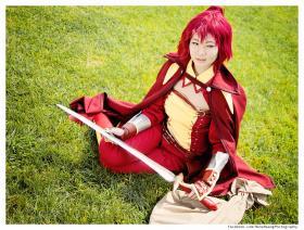 Anna from Fire Emblem: Awakening