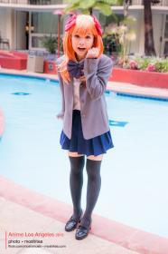 Chiyo Sakura from Monthly Girls' Nozaki-kun