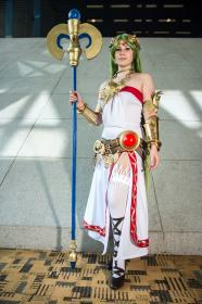 Palutena from Kid Icarus: Uprising