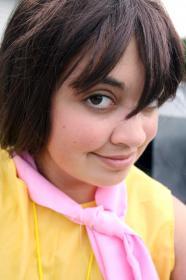 Hikari / Kari Kamiya from Digimon Adventure worn by Emmy Doll