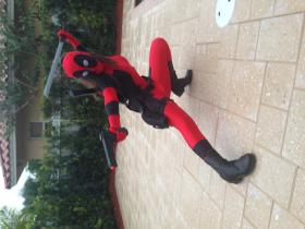 Lady Deadpool from Marvel Comics