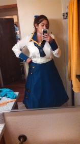 Elizabeth from Bioshock Infinite worn by Blona Buttercap