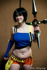 Yuffie Kisaragi from Final Fantasy VII: Dirge of Cerberus