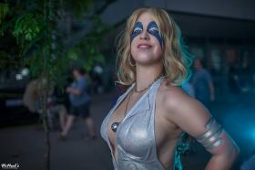 Dazzler from X-Men worn by Rae Gunn